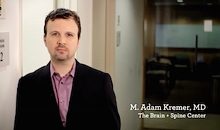 brain and spine videos